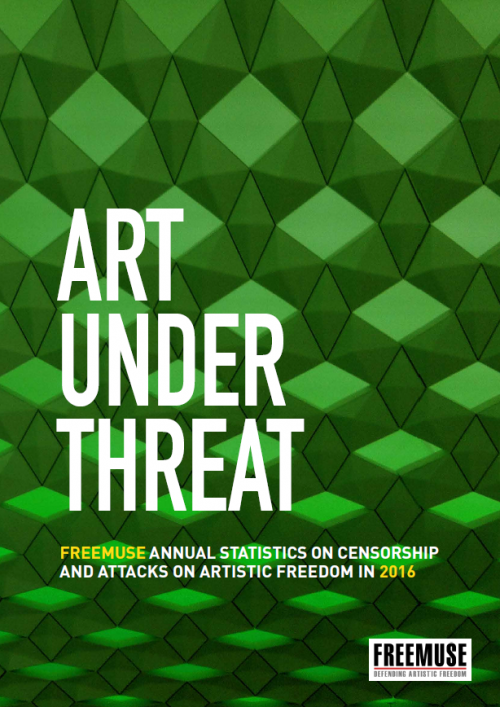 Art under threat in 2016