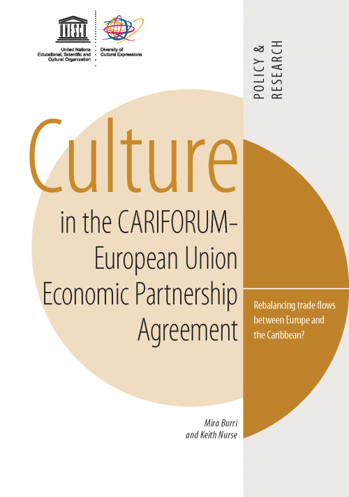 Culture in the CARIFORUM - European Union Economic Partnership
