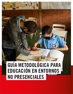 Guia Metodoloìgica para Educacioìn en Entornos no Presenciales
