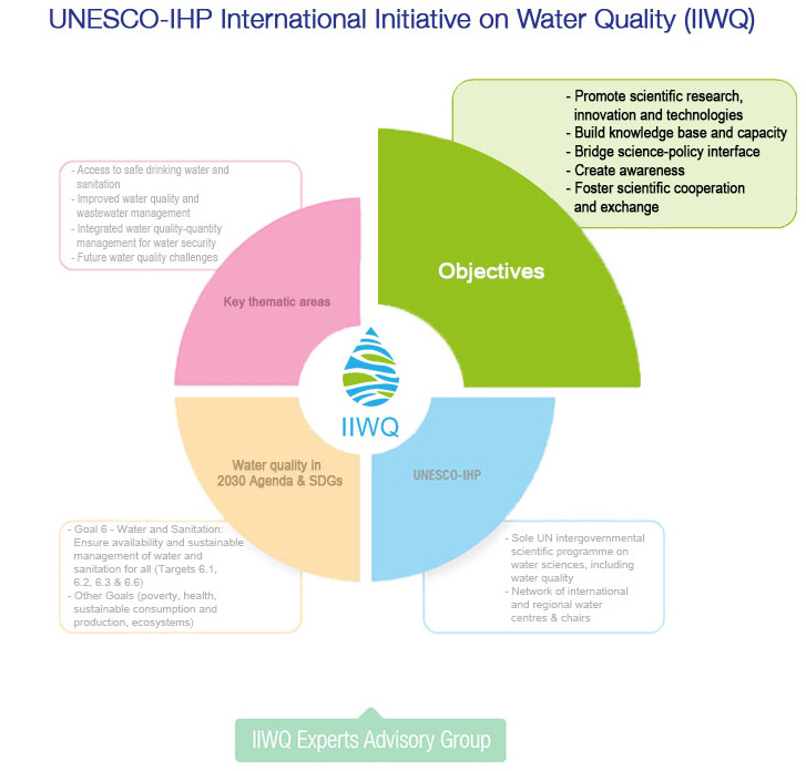 IIWQ Experts Advisory Group objectives