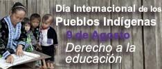 Día Internacional de los Pueblos Indígenas del Mundo 2016