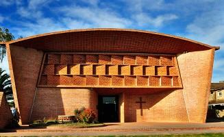 Iglesia de Atlantida, Uruguay - Eladio Dieste - Patrimonio Mundial Uruguay