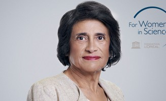 Professor Esperanza Martínez-Romero, 2020 L'Oréal-UNESCO For Women in Science International Award laureate for Latin America. Photo: L'Oréal Foundation