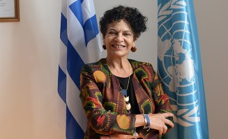 Foto oficial Lidia Brito Directora Unesco Montevideo