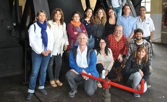 Visita al Museo del Agua, Uruguay
