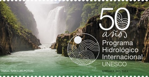 Official 50 Years postage stamp