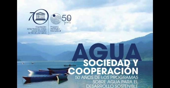 Agua, sociedad y cooperacion