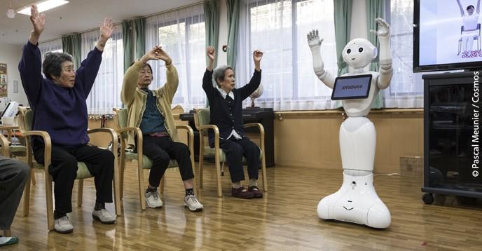 de robots y hombres