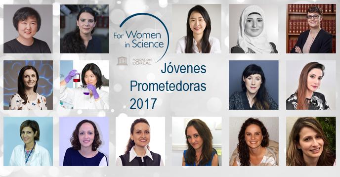 L'Oréal-UNESCO La Mujer y la Ciencia, beca internacional para Jóvenes Prometedoras