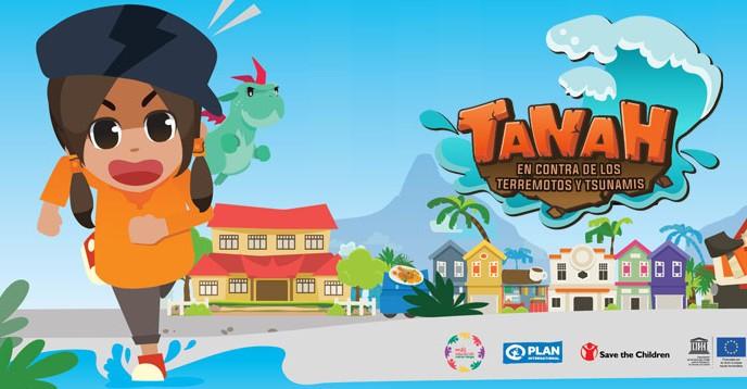 Tanah: contra los terremotos y tsunamis