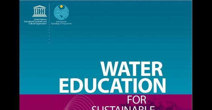Water Education for Sustainable Development cover