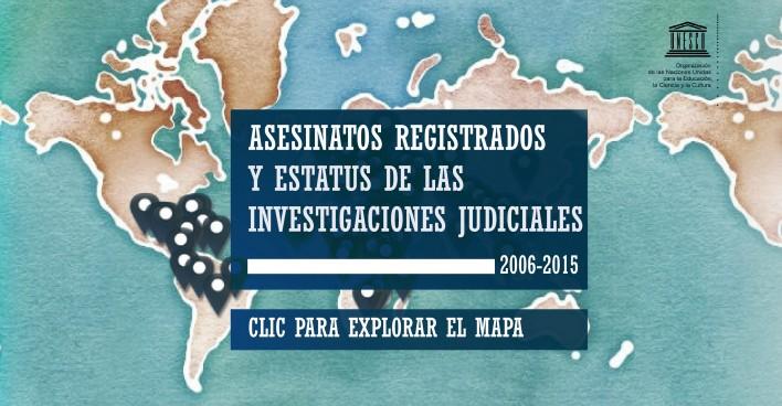 Asesinatos Registrados y Estatus de las Investigaciones judiciales 2006-2015