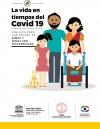 Tapa Audioguía Covid Discapacidad