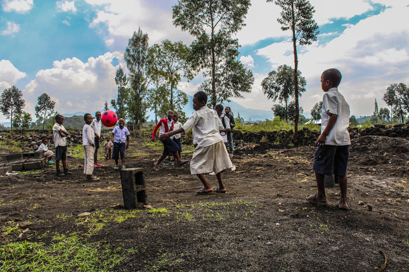 © UNESCO/Juventus - Jospin Benekire (Democratic Republic of Congo) - In the field