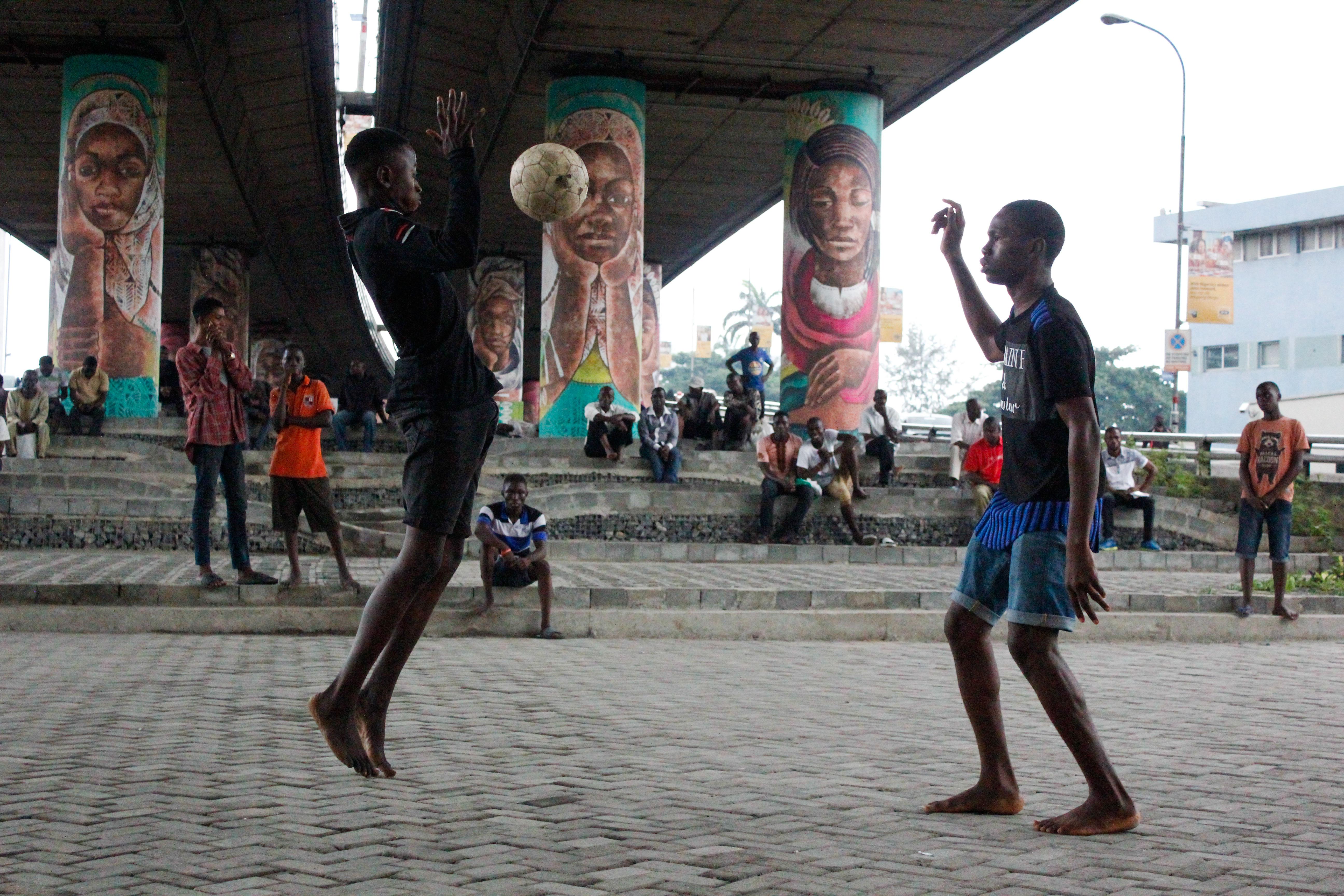 © UNESCO/Juventus - Orji Favour Chisom (Nigeria) - One Goal